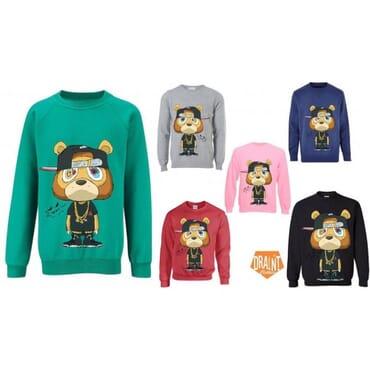 Urban Ted sweatshirts