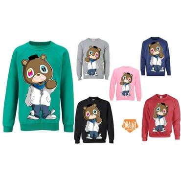 Swagger Bear Sweatshirts