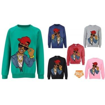 Rep an Artiste ,Sweatshirts,