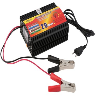 20amp Automatic Intelligent Battery Charger (3 Phase)
