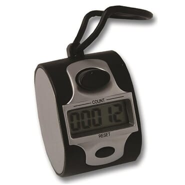 Digital LCD Display Hand Held Tally Counter