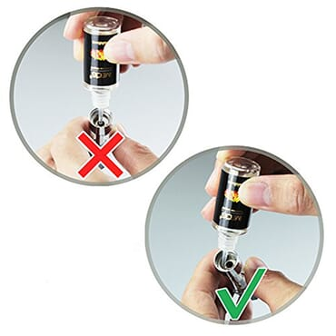 Evod Rechargeable Electronic Cigarette With Free E-liquid(Mini X9)