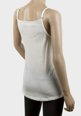M&S Lace Insert Ladies Cami Top