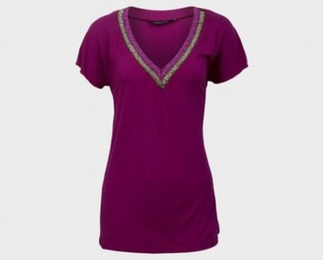 Marks & Spencer Chainstore Ladies Beaded Top