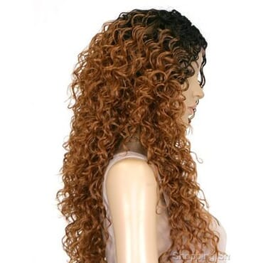 Sensationnel Empress Custom Lace Front Wig Italian Cur1-1B/30