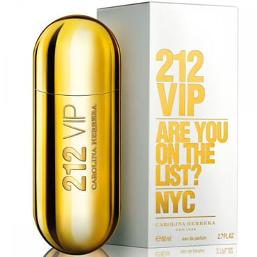 Carolina Herrera 212 VIP Eau de Parfum 80ml,Perfumes.