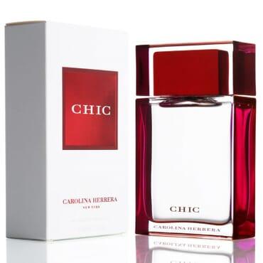 CAROLINA HERRERA CHIC EDP 80ML,Perfumes.