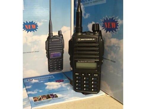 Motorola Gp-399 Dual Band Radio VHF/UHF - WALKIE TALKIE