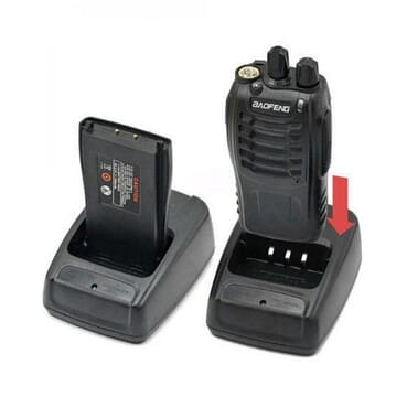 Boafeng 888 walkie Talkie Battery