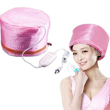 Electric Hair Steam Cap