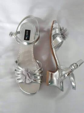 Sparkle Tux Sandal