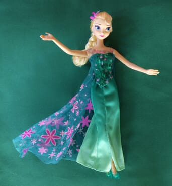 Princess Elsa  doll