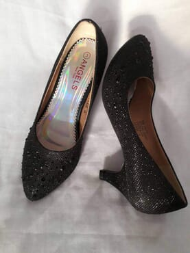 Angeles Girls Shoe