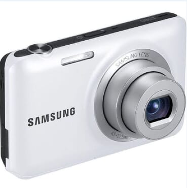 ES95 Digital Camera Live Panorama, 5X Zoom, 16.1 True MP, Crystal Clear, Crisp Images