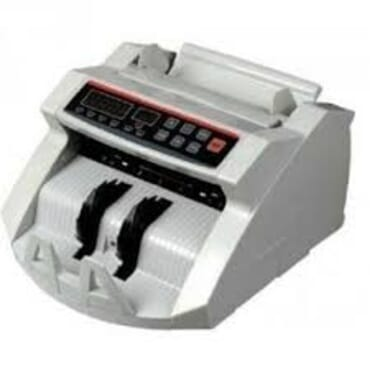 Money Counting Machine With Fake Note Detector