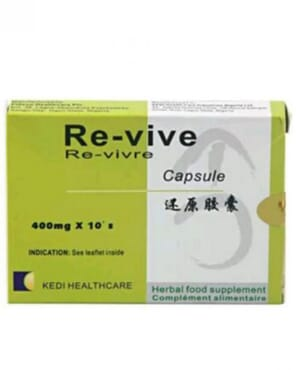 Re-vive For Men (Packet)