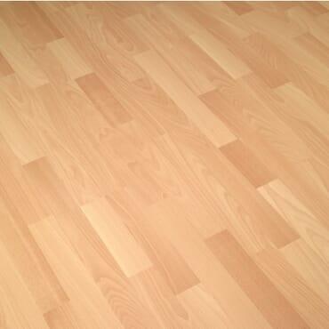 Laminate wooden floors (Beech)