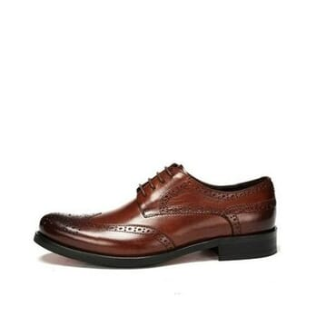 Executive Brogues Shoe -Brown