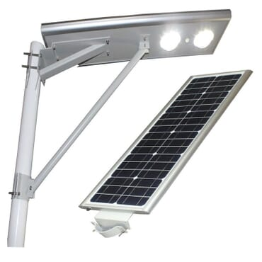 42 Watt Solar LED Street Light