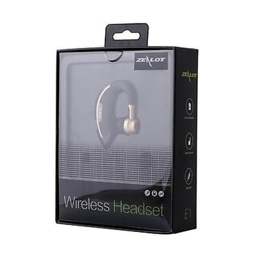 Zealot E1 Wireless Bluetooth Headset