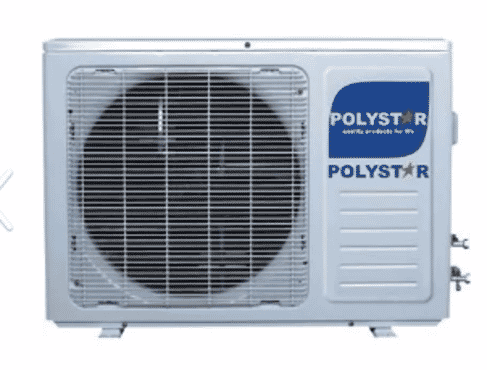 Polystar 2hp Split Air Conditioner With Installation Kit - Pv-ss18led