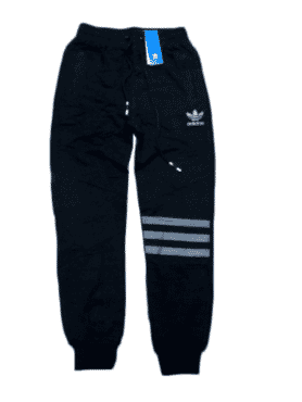 Adidas Men's Striped Joggers
