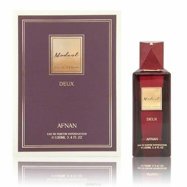 Afnan Modest Deux EDP for Women 100ml