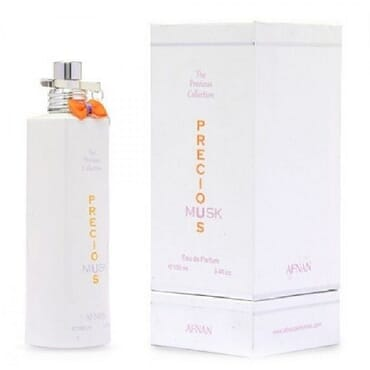 Afnan Precious Musk EDP Perfume For Women 100ml