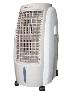 Restpoint 15-Litre Air Cooler - EL-16A - Apricot & White