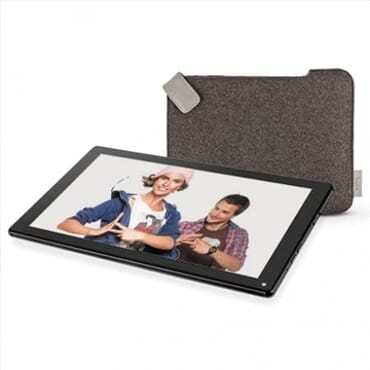 Acme 9.7 iPad 2 3 4 Air 2 10 10.1 inch Samsung Galaxy Note Tab S 2 3 4 P600 P601 P605 P7500 P7510 P5100 Tablet Sleeve Cover Case Pouch - Lenovo/Android (Grey) 2nd 3rd 1st 1G 2G 3G