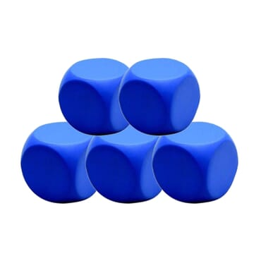 Anti Stress Ball For Stress Management & Stress Relief Cube