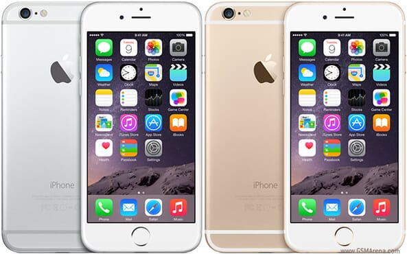 IPHONE 6(64GB) SHIPPED FROM OVERSEAS