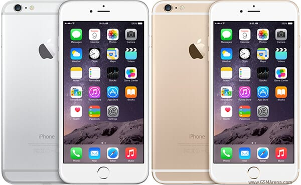 IPHONE 6PLUS (64GB) SHIPPED FROM OVERSEAS