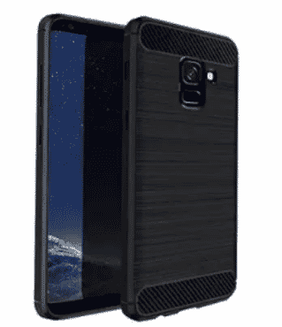 Verus Armour Case For Galaxy J2 Pro 2018 - Black