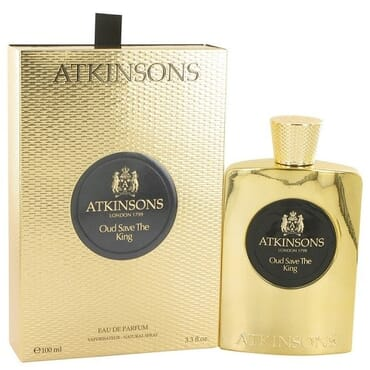 Atkinsons His Majesty The Oud EDP For Men 100ml