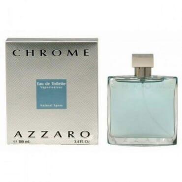 Azzaro Chrome EDT 100ml For Men