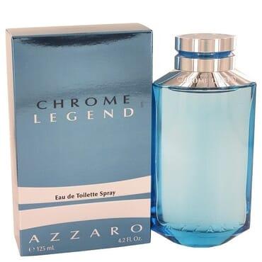 Azzaro Chrome Legend EDT 125ml For Men