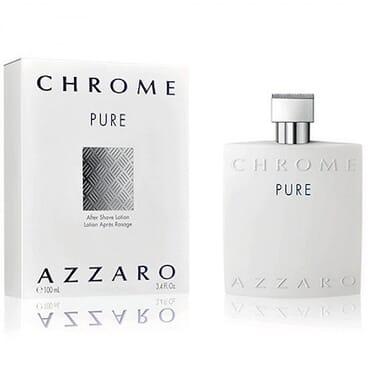 Azzaro Chrome Pure EDT 100ml Perfume For Men