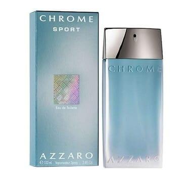 Azzaro Chrome Sport EDT 100ml Perfume For Men