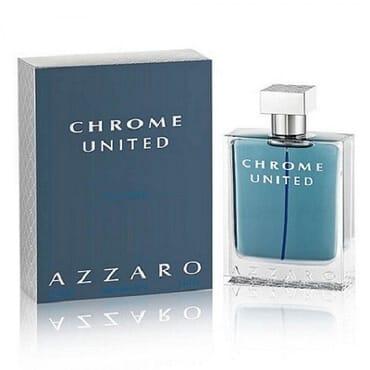 Azzaro Chrome United EDT 100ml Perfume For Men