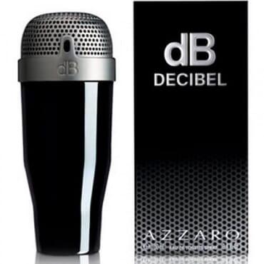 Azzaro DB Decibel EDT 100ml For Men
