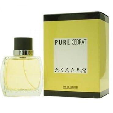 Azzaro Pure Cedrat EDT 100ml Perfume For Men