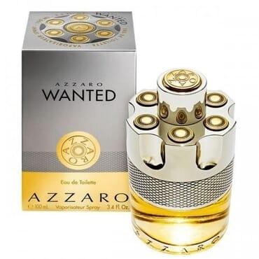 Azzaro Wanted EDT 100ml Perfume For Men
