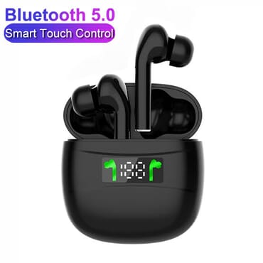 J3 Pro TWS Blutooth Wireless Earphone Headphone Gaming Headsets waterproof Stereo Earbuds