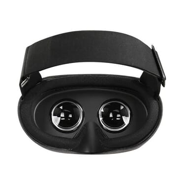 3D VR BOX VIDEO GLASSES FOR SMARTPHONES WITH 3D LENS