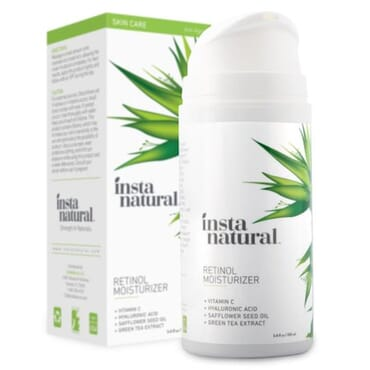 Insta Natural Retinol Moisturizer Anti-Aging Cream