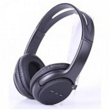 BAT Music MP3 Player Headset