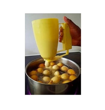 Batter Dispenser For Puff-puff, Cupcake, Muffins And Pancake