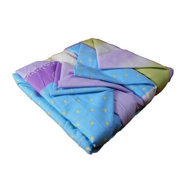 Bedsheet II with 4 Pillow Cases