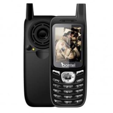 bontel 8400 Phone - 2g - Dual Sim - Black